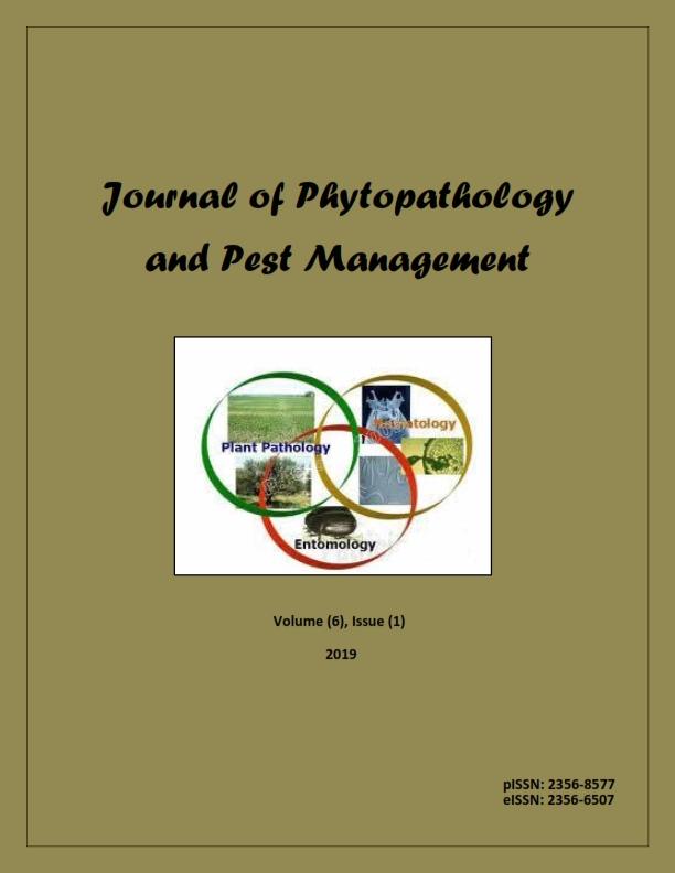 Journal of Phytopathology and Pest Management